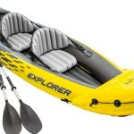 Test/Avis Canoë gonflable Intex Explorer K2-68307-1