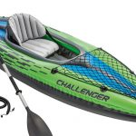Test/Avis Canoë kayak gonflable Intex K1-68305 Challenger-1
