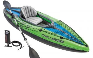 Test/Avis Canoë kayak gonflable Intex K1-68305 Challenger-1
