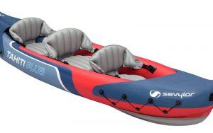 Test/Avis Canoë-kayak gonflable Sevylor 205516 Tahiti Plus-1