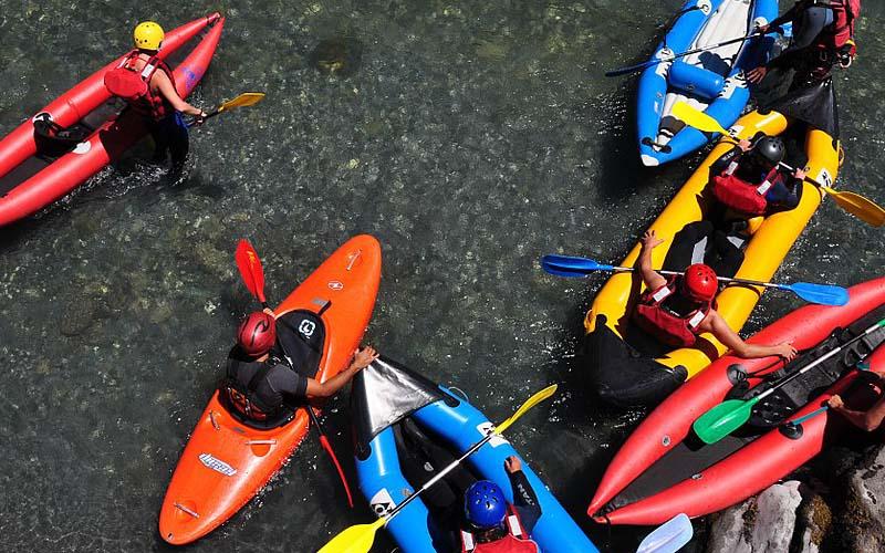 Comparatif Canoë-kayak gonflable_usage